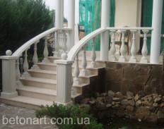 балясины балюстрада луганск
