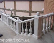 балясины бетонные николаев