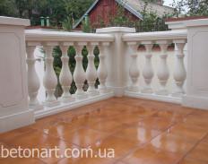 балясины бетонные херсон