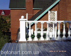 балясины бетонные луганск